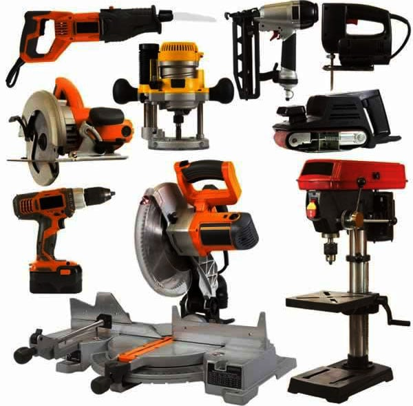 Top 5 Power Tools You Need to Buy for Your Woodshop?